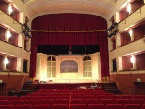 Organizza il tuo evento a teatro